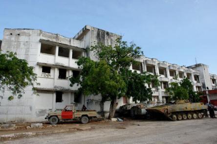 Villa-Somalia